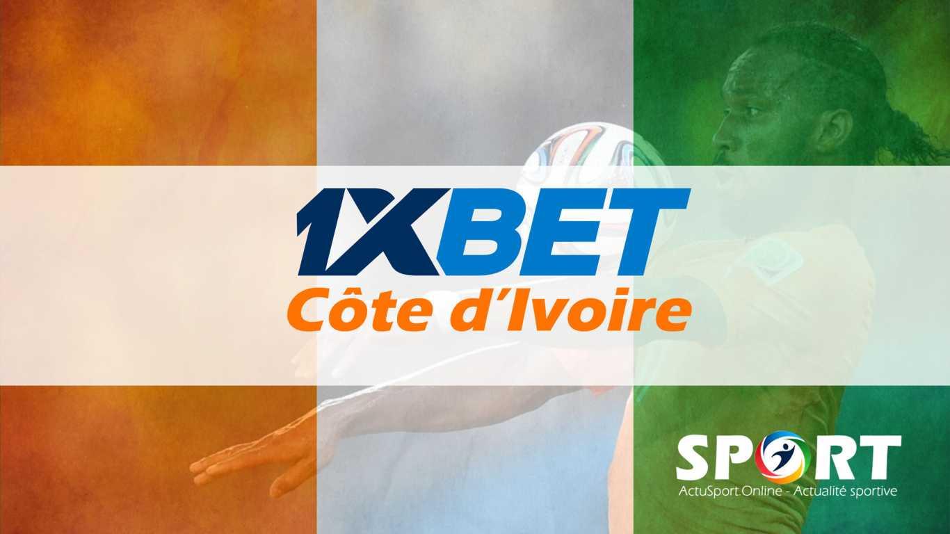 1xBet Côte d`Ivoire